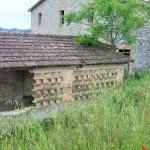 farmhouse to restore view Todi