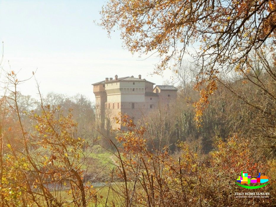Protected: Medieval castle in Umbria in wonderful location