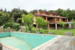 Villa for sale in Perugia to the Trinity
