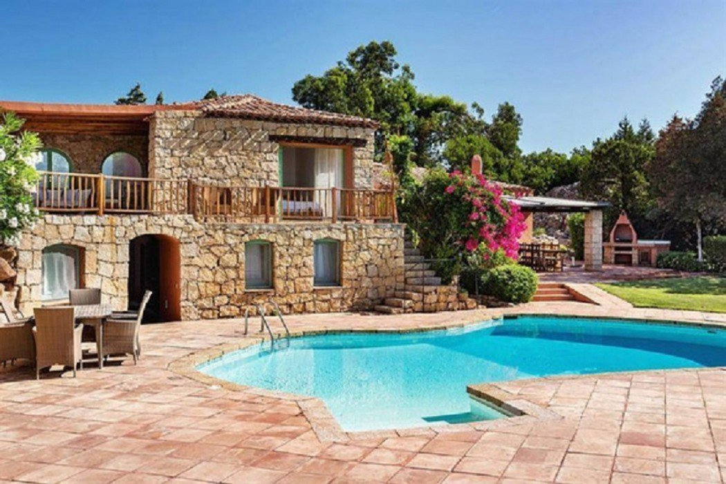 For sale villa in Porto Cervo with swimming pool