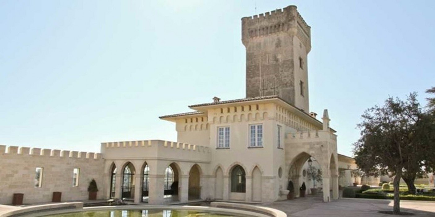 Castle for sale in Nice with vineyard