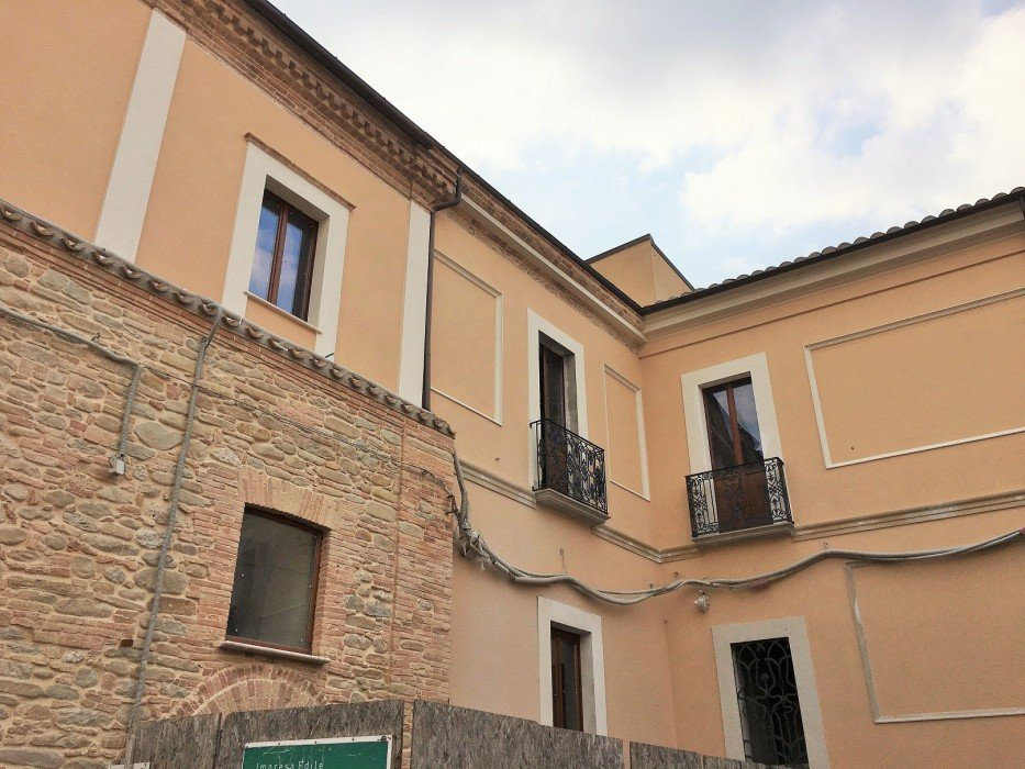 For sale Vintage palace restored in Abruzzo