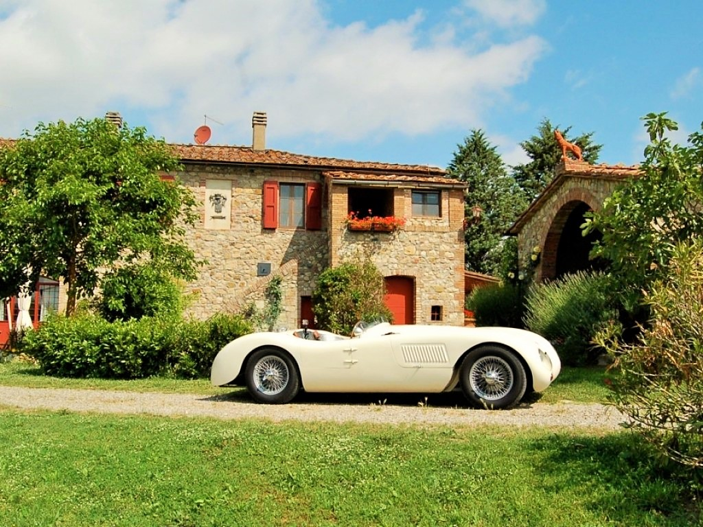 Country house for sale in Umbria panoramic position