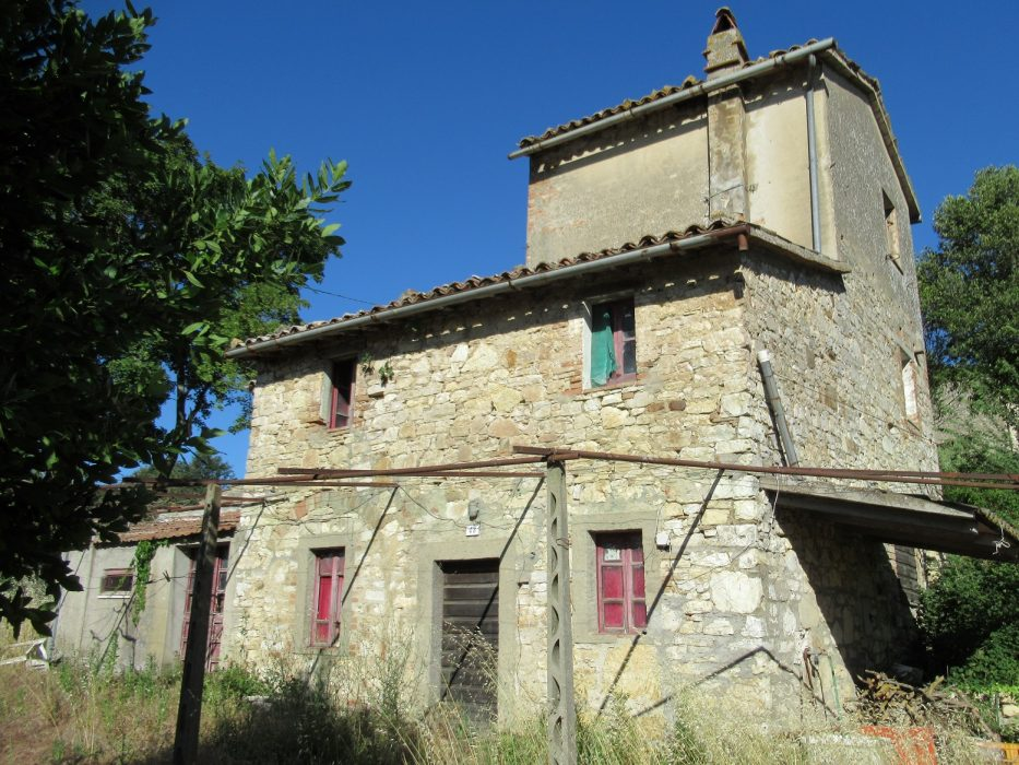 Hamlet in sale in Umbria with Panoramic position