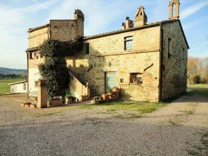 Apartment for sale in the countryside in Marsciano